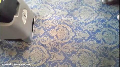 دستگاه شستشوی موکت - فرش